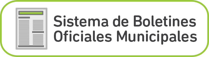 Sistema de Boletines Oficiales Municipales