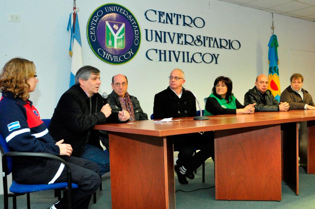 Los 3 días del curso se desarrollarán en el Centro Universitario