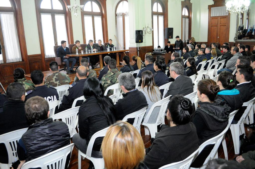 El reconocimiento se realizó en el Concejo Deliberante