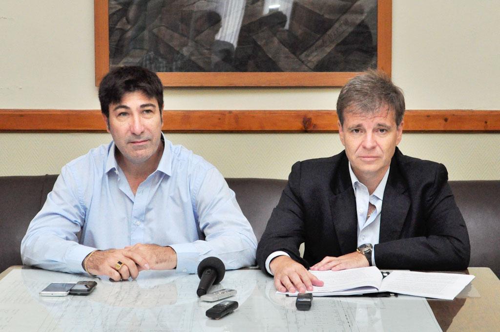 Marcelo Loyola y Carlos Perillo