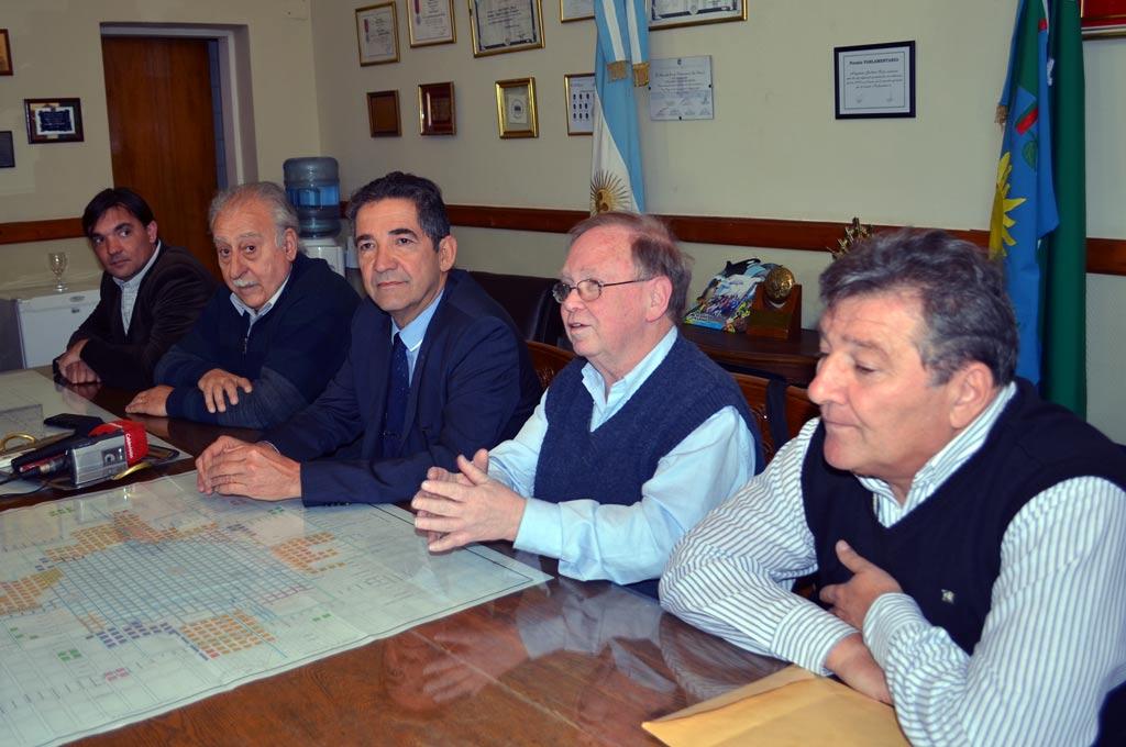 Reunión con autoridades de la UNLZ por nuevas carreras