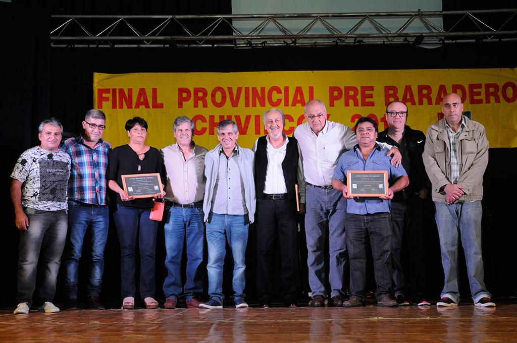 El Intendente participó de la segunda noche del Festival Pre Baradero