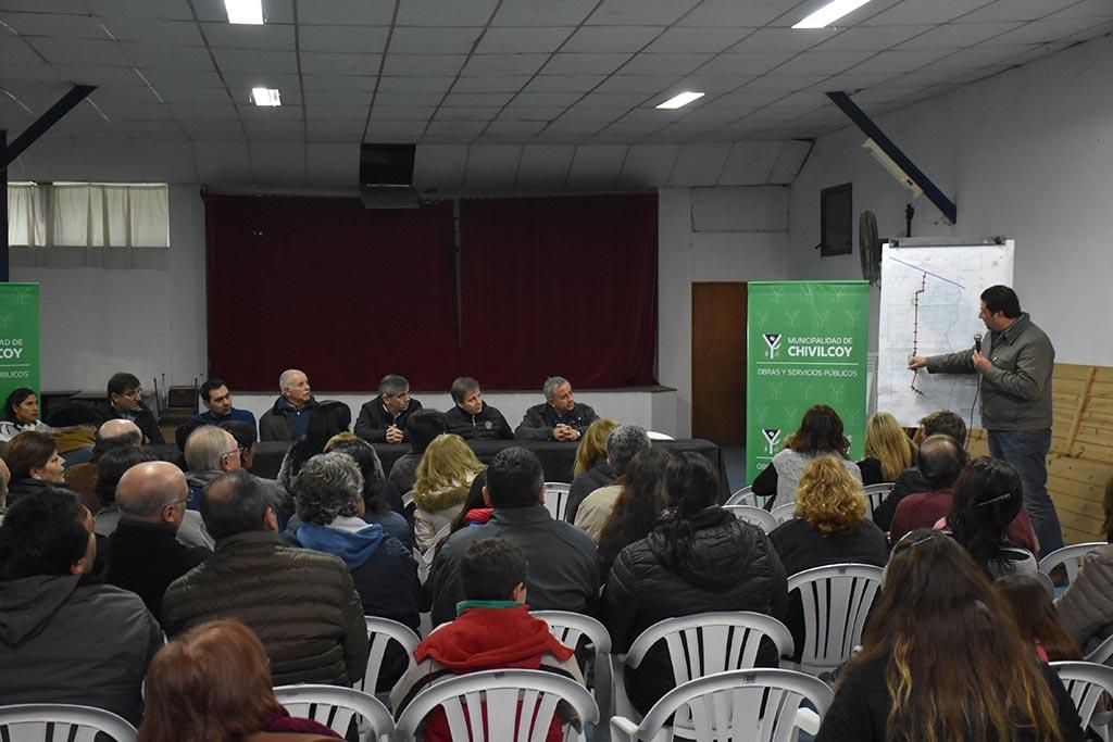 Fue presentada la obra de acceso a San Sebastián